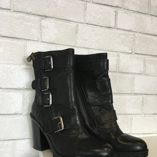 Primary Photo - BRAND: ALDO STYLE: BOOTS ANKLE COLOR: BLACK SIZE: 8.5 SKU: 283-283149-4401