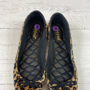 Primary Photo - BRAND: XAPPEAL STYLE: SHOES FLATS COLOR: ANIMAL PRINT SIZE: 8 OTHER INFO: AS IS SKU: 283-28388-10407