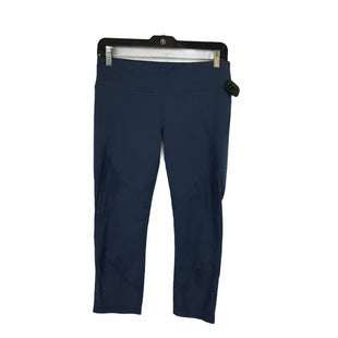 Primary Photo - BRAND: ATHLETA STYLE: ATHLETIC CAPRIS COLOR: BLUE SIZE: M SKU: 283-283124-22266