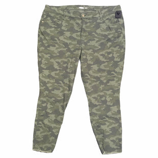 Primary Photo - BRAND: OLD NAVY STYLE: PANTS COLOR: GREEN SIZE: 20 SKU: 283-28388-27369
