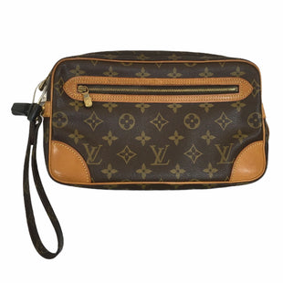 Primary Photo - BRAND: LOUIS VUITTON STYLE: HANDBAG DESIGNER COLOR: BROWN SIZE: LARGE OTHER INFO: AS IS MODEL NUMBER: MARLEY DRAGONNE VINTAGE SKU: 283-283149-10213