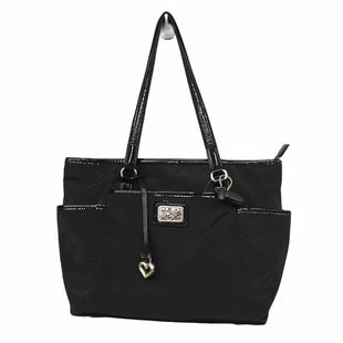 Primary Photo - BRAND: BRIGHTON STYLE: HANDBAG DESIGNER COLOR: BLACK SIZE: MEDIUM OTHER INFO: AS IS SKU: 283-283133-17280
