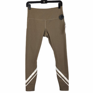Primary Photo - BRAND: TORY BURCH STYLE: ATHLETIC PANTS COLOR: TAN SIZE: M OTHER INFO: HIGH-RISE COMPRESSION MÉLANGE SIDE-POCKET CHEVRON SKU: 283-283133-17299