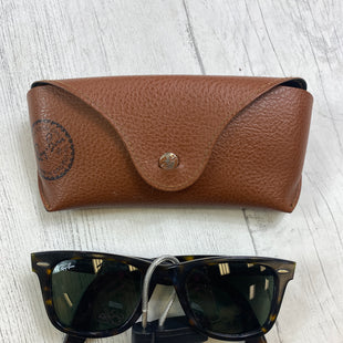 Primary Photo - BRAND: RAY BAN STYLE: SUNGLASSES COLOR: BROWN SKU: 283-283142-1005