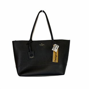 Primary Photo - BRAND: KATE SPADE STYLE: HANDBAG DESIGNER COLOR: BLACK SIZE: MEDIUM OTHER INFO: AS IS - INSIDE STAIN SKU: 283-283133-15890
