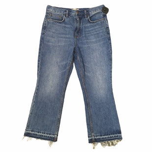 Primary Photo - BRAND: FREE PEOPLE STYLE: JEANS COLOR: DENIM SIZE: 30 SKU: 283-283149-8587