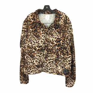 Primary Photo - BRAND: LULAROE STYLE: JACKET OUTDOOR COLOR: ANIMAL PRINT SIZE: 3X SKU: 283-283149-7395