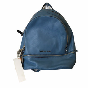 Primary Photo - BRAND: MICHAEL KORS STYLE: BACKPACK COLOR: BLUE SIZE: MEDIUM OTHER INFO: AS IS SKU: 283-283133-17053