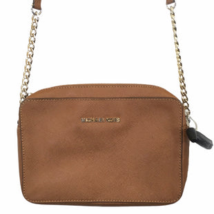 Primary Photo - BRAND: MICHAEL KORS STYLE: HANDBAG DESIGNER COLOR: BROWN SIZE: SMALL OTHER INFO: AS IS SKU: 283-28388-28077