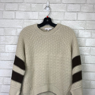Primary Photo - BRAND:    CLOTHES MENTOR STYLE: SWEATER LIGHTWEIGHT COLOR: TAN SIZE: ONESIZE OTHER INFO: DONT ASK WHY - SKU: 283-283149-3936