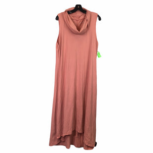Primary Photo - BRAND: SOFT SURROUNDINGS STYLE: DRESS LONG SLEEVELESS COLOR: PINK SIZE: 1X SKU: 283-28388-17371