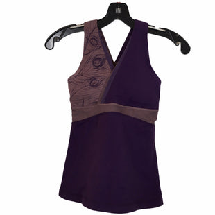 Primary Photo - BRAND: LULULEMON STYLE: ATHLETIC TANK TOP COLOR: PURPLE SIZE: 4 SKU: 283-28388-20160