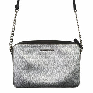 Primary Photo - BRAND: MICHAEL KORS STYLE: HANDBAG DESIGNER COLOR: SILVER SIZE: SMALL OTHER INFO: AS IS SKU: 283-28388-20405