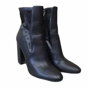 Primary Photo - BRAND: ALDO STYLE: BOOTS ANKLE COLOR: BLACK SIZE: 10 SKU: 283-283149-6702