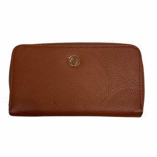 Primary Photo - BRAND: ADRIENNE VITTADINI STYLE: WALLET COLOR: BROWN SIZE: LARGE SKU: 283-28388-16365