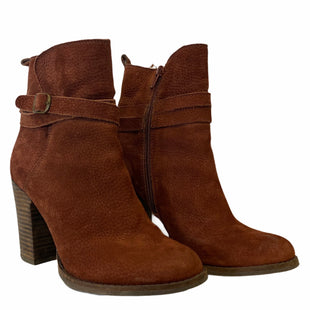 Primary Photo - BRAND: LUCKY BRAND STYLE: BOOTS ANKLE COLOR: BROWN SIZE: 6 SKU: 283-28388-19428