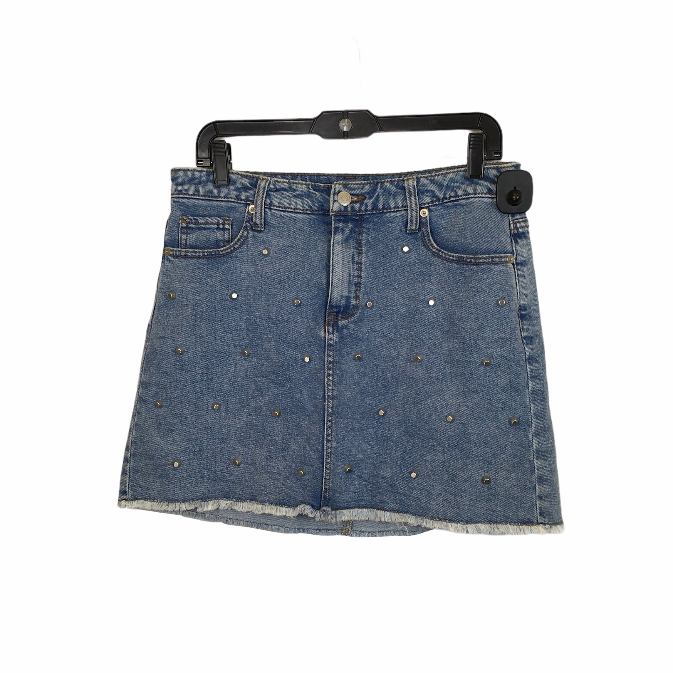 Primary Photo - BRAND: WILD FABLE <BR>STYLE: SKIRT <BR>COLOR: DENIM <BR>SIZE: 12 <BR>SKU: 283-28388-22356
