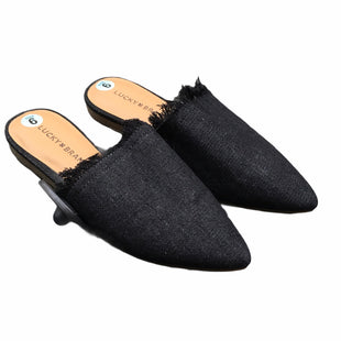 Primary Photo - BRAND: LUCKY BRAND STYLE: SHOES FLATS COLOR: BLACK SIZE: 6 SKU: 283-283149-7757
