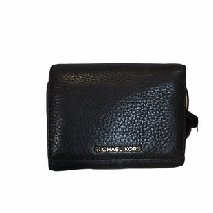 Primary Photo - BRAND: MICHAEL KORS STYLE: WALLET COLOR: BLACK SIZE: SMALL SKU: 283-283148-16