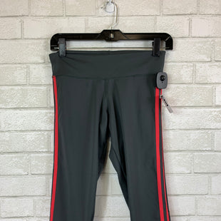 Primary Photo - BRAND: ADIDAS STYLE: ATHLETIC CAPRIS COLOR: GREY SIZE: S SKU: 283-28388-11886