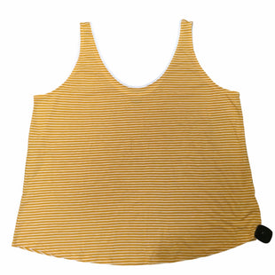 Primary Photo - BRAND: OLD NAVY STYLE: TOP SLEEVELESS COLOR: YELLOW SIZE: XXL SKU: 283-283149-9645