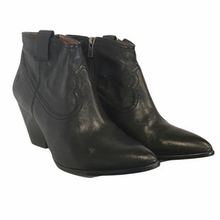 Primary Photo - BRAND: FRYE STYLE: BOOTS DESIGNER COLOR: BLACK SIZE: 8.5 OTHER INFO: AS IS MODEL NUMBER: REINA BOOTIE SKU: 283-283133-16309