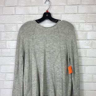 Primary Photo - BRAND: COIN STYLE: SWEATER LIGHTWEIGHT COLOR: GREY SIZE: M SKU: 283-283124-14468