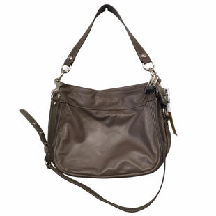 Primary Photo - BRAND: COACH STYLE: HANDBAG DESIGNER COLOR: TAUPE SIZE: MEDIUM OTHER INFO: AS IS SKU: 283-283133-17283