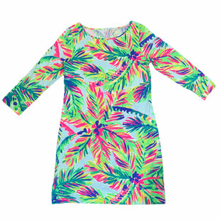 Primary Photo - BRAND: LILLY PULITZER STYLE: DRESS DESIGNER COLOR: GREEN SIZE: M SKU: 283-283133-16624