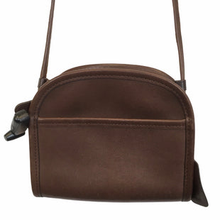 Primary Photo - BRAND: COACH STYLE: HANDBAG DESIGNER COLOR: BROWN SIZE: SMALL OTHER INFO: AS IS SKU: 283-28388-21356