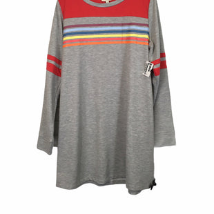 Primary Photo - BRAND: UMGEE STYLE: DRESS SHORT LONG SLEEVE COLOR: GREY SIZE: L SKU: 283-28388-19993