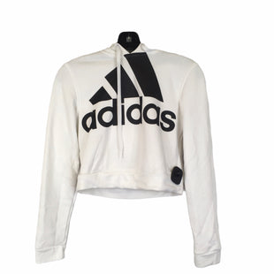 Primary Photo - BRAND: ADIDAS STYLE: ATHLETIC JACKET COLOR: WHITE SIZE: XS SKU: 283-283149-9432