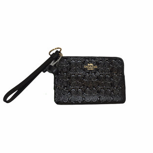 Primary Photo - BRAND: COACH STYLE: WRISTLET COLOR: BLACK OTHER INFO: AS IS SKU: 283-283124-22428