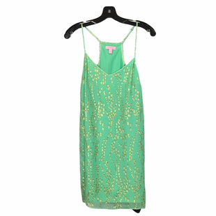 Primary Photo - BRAND: LILLY PULITZER STYLE: DRESS DESIGNER COLOR: GREEN SIZE: S SKU: 283-28388-22310