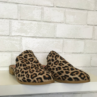 Primary Photo - BRAND: QUPID STYLE: SHOES FLATS COLOR: ANIMAL PRINT SIZE: 9 SKU: 283-283145-1534