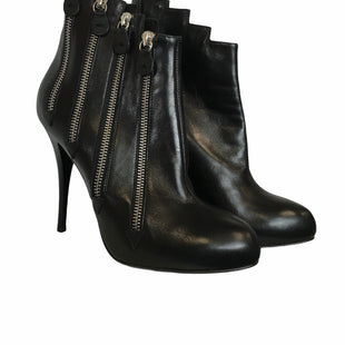 Primary Photo - BRAND:  CMA STYLE: BOOTS DESIGNER COLOR: BLACK SIZE: 8.5 OTHER INFO: GIUSEPPE ZANOTTI - AS IS SKU: 283-283124-21345