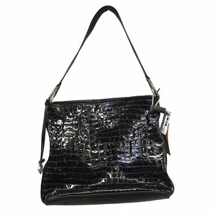 Primary Photo - BRAND: BRIGHTON STYLE: HANDBAG DESIGNER COLOR: BLACK SIZE: MEDIUM OTHER INFO: AS IS SKU: 283-283133-17286