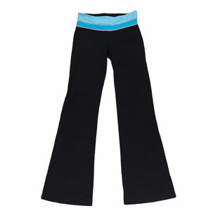 Primary Photo - BRAND: LULULEMON STYLE: ATHLETIC PANTS COLOR: BLACK SIZE: 4 SKU: 283-28388-20150