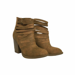 Primary Photo - BRAND: ALTARD STATE STYLE: BOOTS ANKLE COLOR: BROWN SIZE: 6 SKU: 283-28389-43622