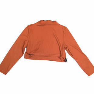 Primary Photo - BRAND: SHEIN STYLE: TOP LONG SLEEVE COLOR: BROWN SIZE: 4X SKU: 283-283133-16111