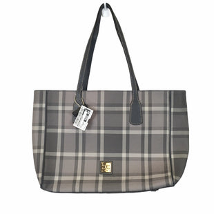 Primary Photo - BRAND: DOONEY AND BOURKE STYLE: HANDBAG DESIGNER COLOR: GREY SIZE: LARGE OTHER INFO: AS IS SKU: 283-283133-16132