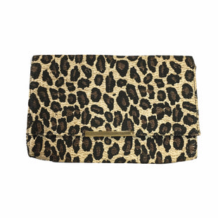 Primary Photo - BRAND: H&M STYLE: CLUTCH COLOR: ANIMAL PRINT OTHER INFO: AS IS SKU: 283-283124-22741