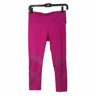 Athletic Capris By Fabletics  Size: Xs - BRAND: FABLETICS STYLE: ATHLETIC CAPRIS COLOR: PINK SIZE: XS SKU: 283-28388-15926