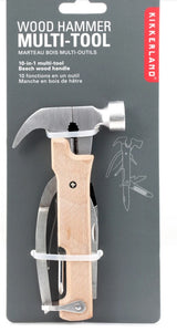 Multi Hammer Tool (wooded handle)