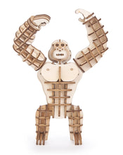 Load image into Gallery viewer, Wooden 3D Puzzle Gorilla