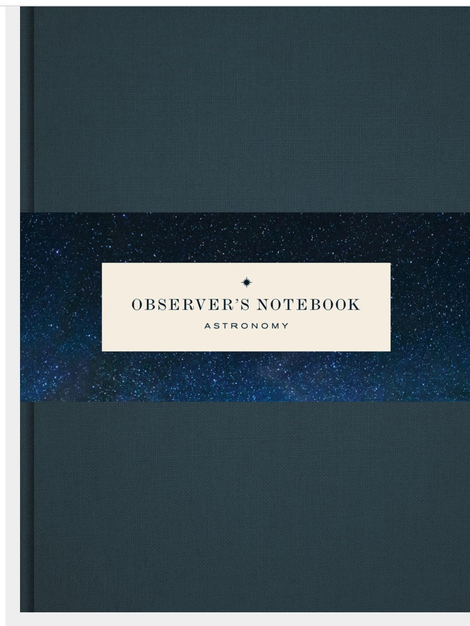 Observer's Notebook (Astronomy)