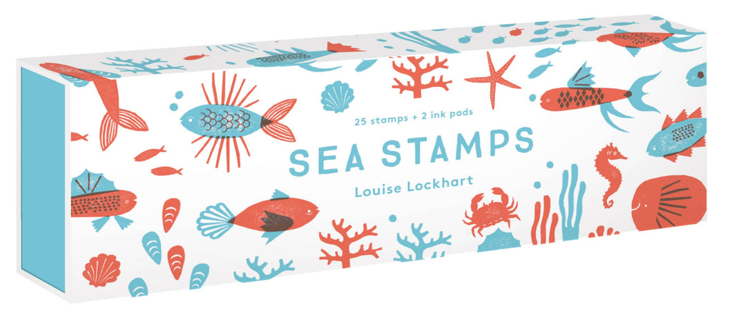 Stamp Kit (Sea)