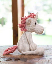 Load image into Gallery viewer, Crochet Kit (Chablis The Unicorn)