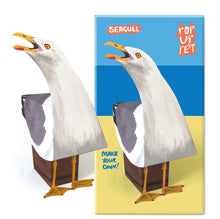 Load image into Gallery viewer, Pop Up Pet ((Seagull)