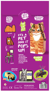 Pop Up Pet (Ginger Tom)